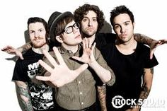 Fall Out Boy <3 Oh my gosh they are SO amazing! Love their music and Patrick Stump rocks his hipster glasses and his voice is so good! I am so glad they are back! Thanks for the memories! <3
