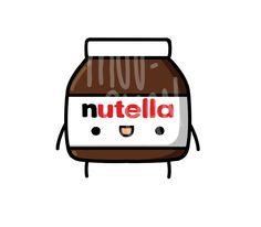 Nutella! by MinjiXMuu-chan.deviantart.com on @deviantART