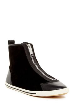 Bedford Front Zip High Top Sneaker by Marc by Marc Jacobs on @nordstrom_rack