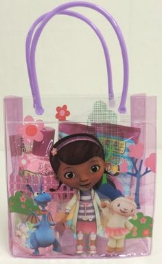 Doc McStuffins Gift Bag with Shampoo,...