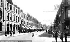 Barrow-In-Furness, Dalton Road 1908