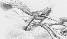 Futuristic Architecture | SPARKS