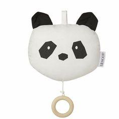Liewood muziekmobieltje Panda - DE GELE FLAMINGO - 2