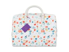 "Just received mine and its lovely - Liberty of London & Apple £160 Canvas Print & Leather 13"" Macbook Business Case"