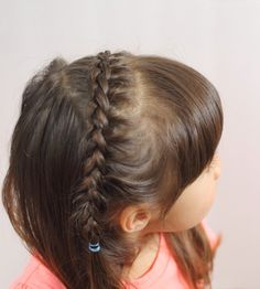 Make it Cozee: 16 Toddler Hair Styles