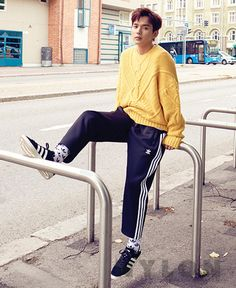 Yoo Seung Ho Nylon Magazine Interview: 120 Hours in Helsinki Asian Actors, Korean Actors, Yoo Seung-ho, Arang And The Magistrate, Kim Myung Soo, Park Hyung Sik, Chinese Man, Seo Joon, Kdrama Actors