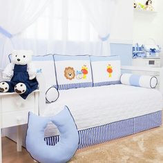 Kit cama babá 1