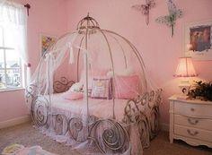 Little Girls Princess Bedroom