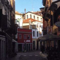 Udine - vicoli del centro storico