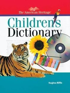 American Heritage Dictionary: The American Heritage Children's Dictionary by American Heritage Dictionary Editors Hardcover) for sale online Dictionary For Kids, Dictionary Skills, Picture Dictionary, American Heritage Dictionary, Reading Room, Learning Centers, Knowledge, Management, Books