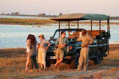 Botswana Wilderness Group Safari