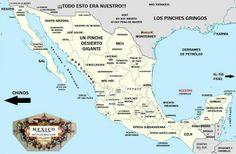 México y sus vecinos visto por los mexicanos