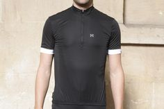 Simple and effective for the chilled roadie, commuter or first-timer looking for a good-weather riding top