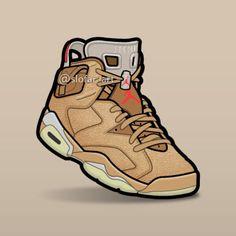 Bo Jackson Shoes, Jordan Vi, Avengers Cartoon, Sneakers Wallpaper, Dope Cartoons, British Khaki, Sneaker Art, Jordan Retro 1, Rug Ideas