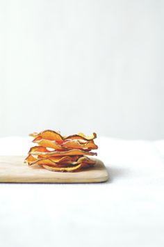 Chit Chat Chomp - Sweet Potato Chips