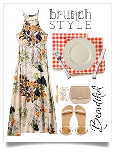 """""""Brunch With Friends"""" by spellrox ❤ liked on Polyvore featuring Zara, ASOS, Stella & Dot, Napoleon Perdis and brunch"""