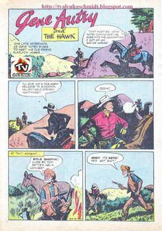 GENE AUTRY COMICS Nº13_1948_3
