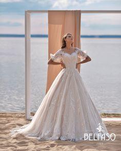 Bridal collection Belfaso 2020 - wedding dress insp. Summer bride Lace Wedding, Wedding Dresses, Enjoy Summer, Bridal Collection, Bride, Fashion, Bride Dresses, Wedding Bride, Moda