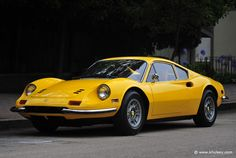 Dino Ferrari ; official color