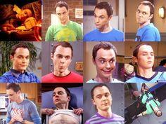 Sheldon Cooper...