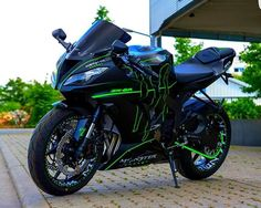 motorcycles-and-more: Kawasaki Ninja ZX-6R - | pomozmioddychac