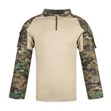 Men Combat Shirt Tactical Special Forces Camouflage Clothing Outdoor Training Military Uniform Adult Army Tops S Camouflage Clothing, Combat Shirt, Special Forces, Top Colour, Color, Army, Military, Training, Jackets