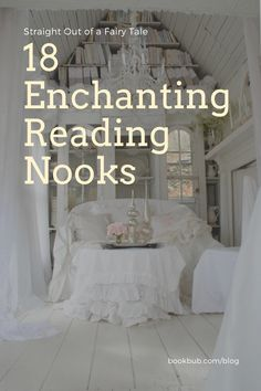 Wanting to create a reading nook in your home? Get inspired with these magical spots.  #books #readingnook #readathome Reading Nook Kids, Reading At Home, Nonfiction Text Features, Curriculum Mapping, Library Inspiration, Any Book, Book Nooks, Book Lovers, Fairy Tales