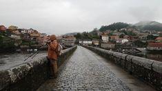 Caminho Português de Santiago - Galiza © Viaje Comigo Sidewalk, Spain, Camino De Santiago, Traveling, Side Walkway, Walkway, Walkways, Pavement