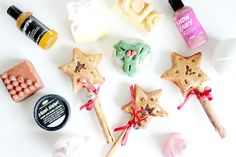 kate emma loves.: Lush Christmas & Boxing Day Haul