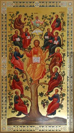 Religious Icons, Religious Art, Vine And Branches, Good Morning Roses, Oriental, Byzantine Icons, Fantasy Story, All Icon, Orthodox Icons