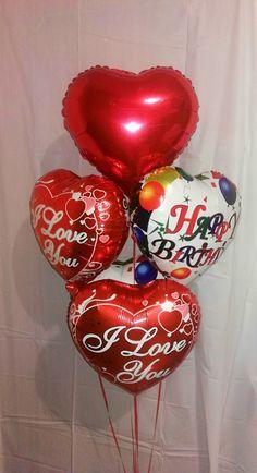 Palloncini amore
