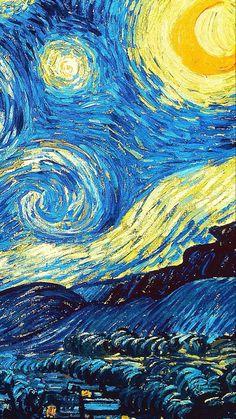 Van Gogh 🌻