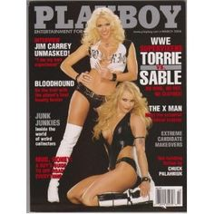 Playboy Magazine - March 2004 (Paperback)