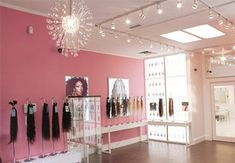 Wanna experience our hair first hand before making a purchase? Visit one of our boutiques for a consultation with one of our knowledgeable Indique experts: Salon Design, Shop Interior Design, Store Design, Interior Ideas, Luxury Beauty, Beauty Bar, Beauty Shop, Boutique Decor, Hair Boutique