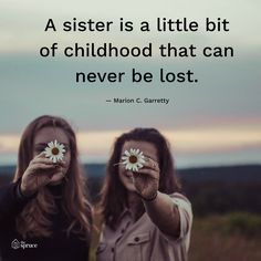 Sisters are the best! #Quotes