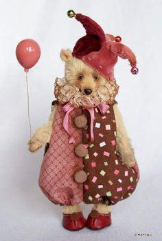 Buffoonbear Tibo Мария Guyda - Bear Pile