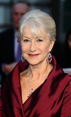 """Helen Mirren to play the Queen on west end stage in play """"The Audience"""" by Peter Morgan."""