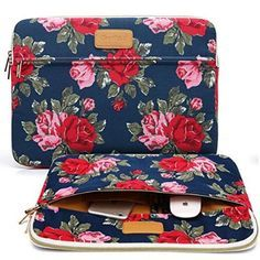 CoolBell(TM)13.3 Inch Laptop Sleeve Case Cover With Peony Flower Pattern Ultrabook Sleeve Bag For Ultrabook like Macbook Pro/Macbook Air/Acer/Asus/Dell/Lenovo/Women/Men