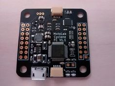 MotoLab Cyclone Flight Controller [F3, 6000SPI, 4S(6S), 4k/4k]