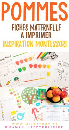Infant Activities, Activities For Kids, French Course, Grande Section, Maria Montessori, Writing Practice, Kids Education, Kids And Parenting, School Supplies