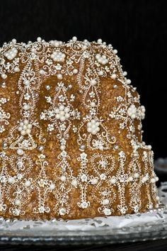 italy - Sardinia #cake #weddingcake #cakedecorating