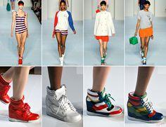 Footwear Runners Catwalk Marc Jacobs