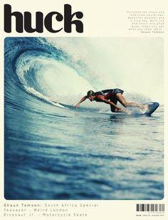 HUCK Magazine The Shaun Tomson Issue Senior?