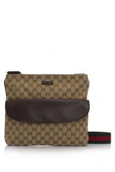 6388dda83ee7 Gucci Medium Messenger Bag (THB 33,217). Reebonz Thailand · Gucci For Men