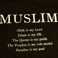 I am a MUSLIM! ❤️  #Muslim #Islam Muslim Quotes, Religious Quotes, Islamic Quotes, Life Advice, Good Advice, Hafiz, Prayer Board, Willpower, Quotes About God