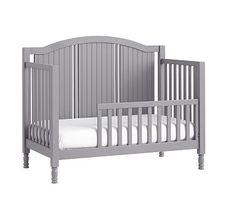 Catalina Toddler Bed Conversion Kit, Charcoal