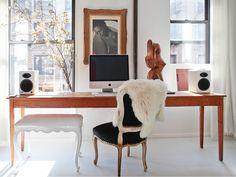 vintage desk  escapade