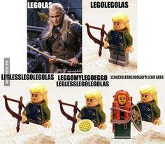 Lego legolass anyone ?
