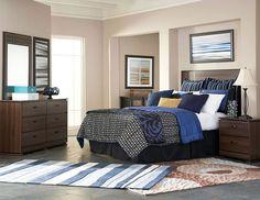 Clarence Bedroom Set (via @CORT Furniture)