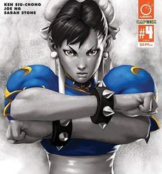Happy Birthday to our favorite bun haired warrior, Chun-Li!! UDON's Street Fighter Unlimited #4 CVR C (Street Fighter V variant) by artist, @kandoken will available in stores tomorrow!!! See all available covers on the UDON blog:  WWW.UDONENTERTAINMENT.COM  #udonent #capcom #streetfighterv #streetfighter #streetfighterunlimited #streetfightercomic #comic #chunli #comicbook #newcomicwednesday #newcomics #comicstore #variantcover  #happybirthday #comingsoon #videogame #streetfighter5 #sfv
